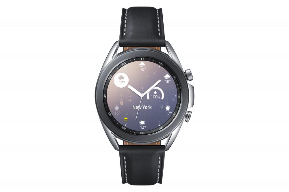 Ezüst Watch 3