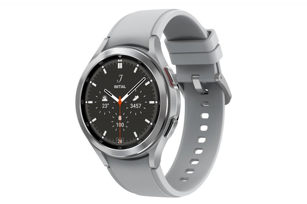 watch4 46 ezüst